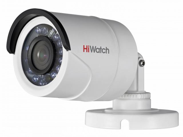 HD-TVI видеокамера HiWatch DS-T100