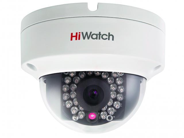 купольная IP-камера HiWatch DS-I122
