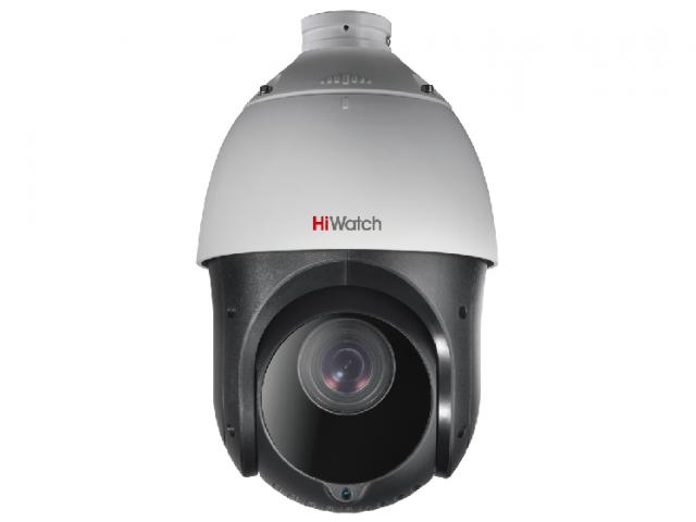 Уличная скоростная поворотная HD-TVI камера HiWatch DS-T215B